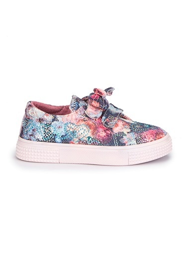 Pink Step Sneakers Lacivert
